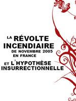 La révolte incendiaire de novembre 2005 en France