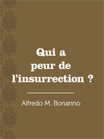 Qui a peur de l'insurrection ?