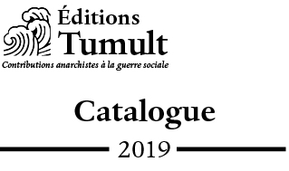 Catalogue Tumult 2019